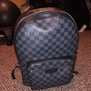Louis Vuitton Joshua backpack